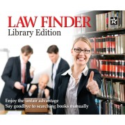 Law Finder - Library Edition