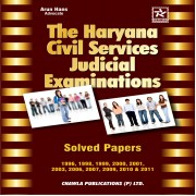 Haryana Civil Services Judicial Examinations by Arun Hans, Advocate