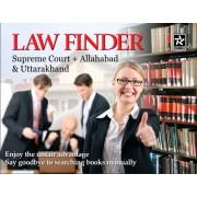 Law Finder - Supreme Court + Allahabad & Uttarakhand