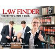 Law Finder - Supreme Court + Delhi