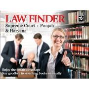Law Finder - Supreme Court + Punjab & Haryana