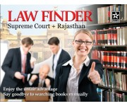 Law Finder - Supreme Court + Rajasthan