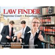 Law Finder - Supreme Court + Rajasthan