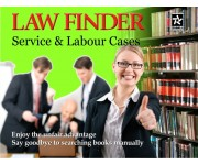 Law Finder Service & Labour Cases