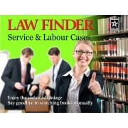 Law Finder Service & Labour Cases