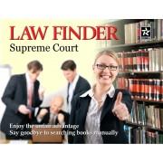 Law Finder Supreme Court