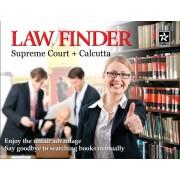 Law Finder - Supreme Court + Calcutta