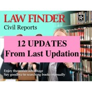 Updation - Law Finder Civil Reports