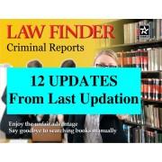 Updation - Law Finder Criminal Reports