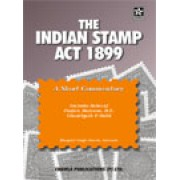 Indian Stamp Act - A Short Commentary by Bhagatjit Singh Chawla