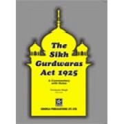 Sikh Gurdwaras Act, 1925 by Navkiran Singh