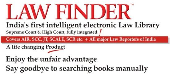 Law Finder Software